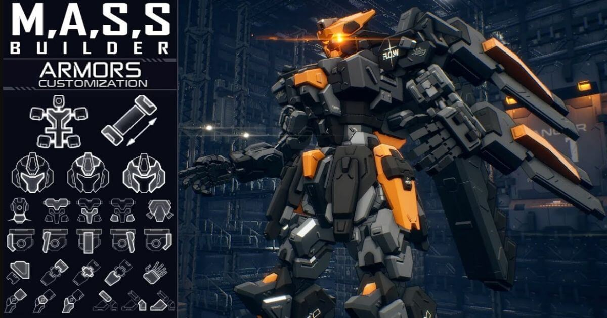 M.A.S.S. Builder Early Access Pour PC - WpGenuine