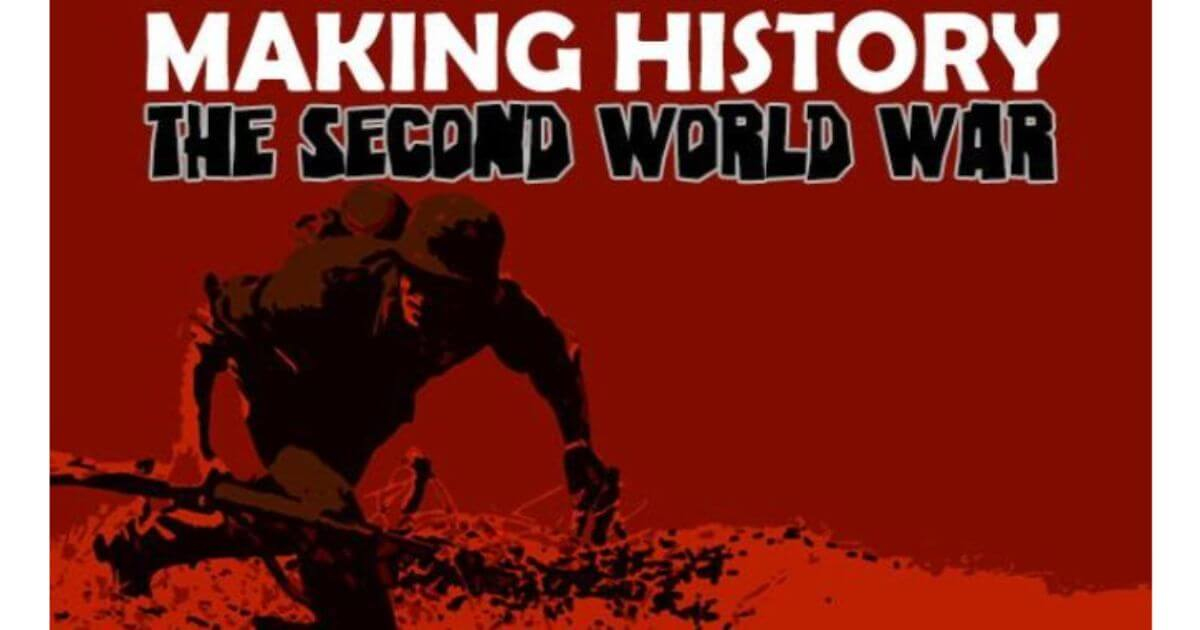 Making History The Second World War SKIDROW pour pc-wpgenuine