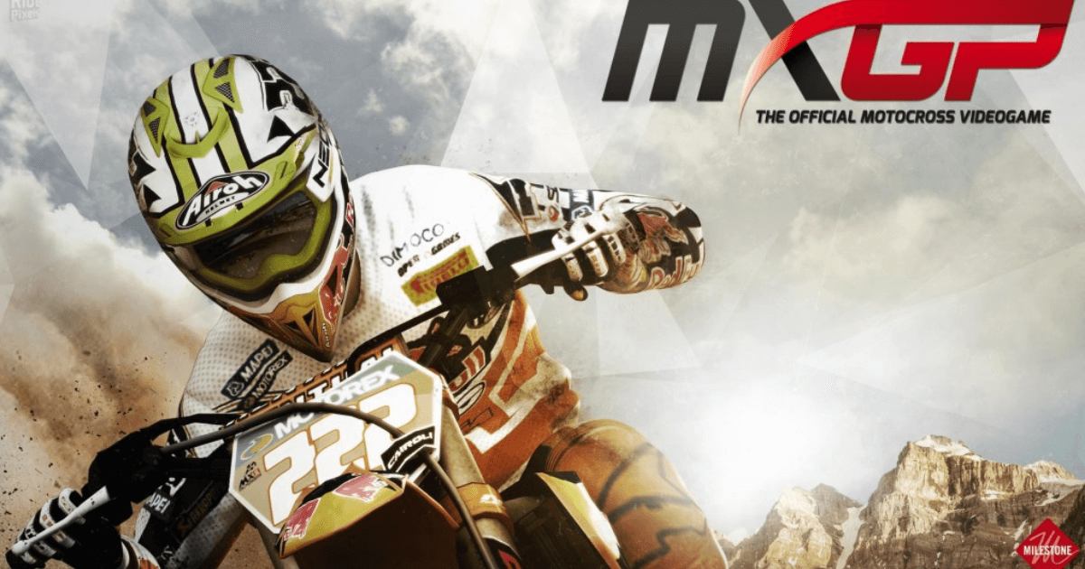 Mxgp the Official Motocross game
