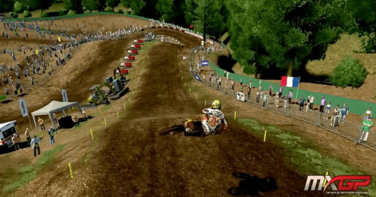 Mxgp the Official Motocross game download