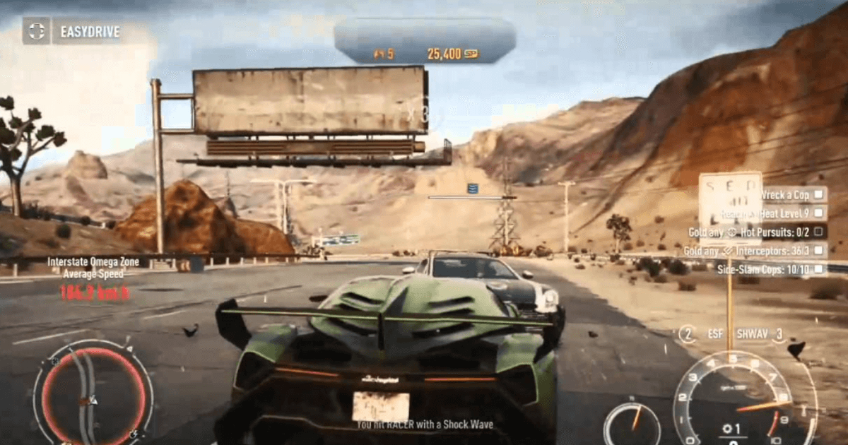 Need For Speed Rivals game download