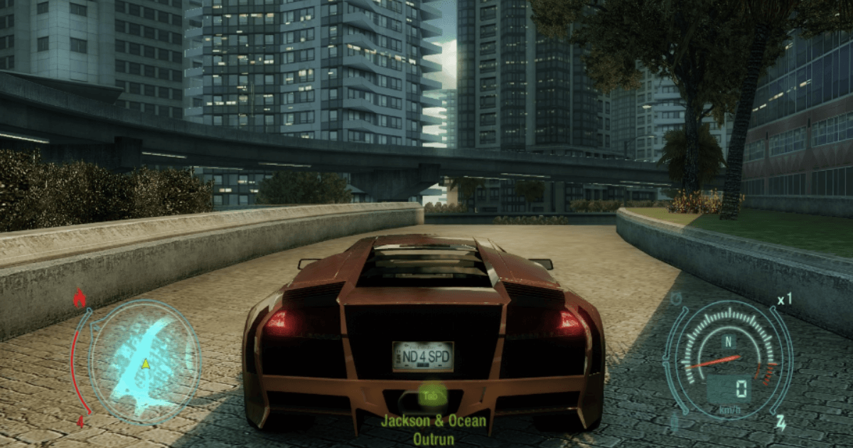 Need For Speed Undercover game download
