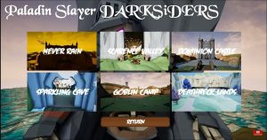 Paladin Slayer DARKSiDERS Pour PC - WpGenuine