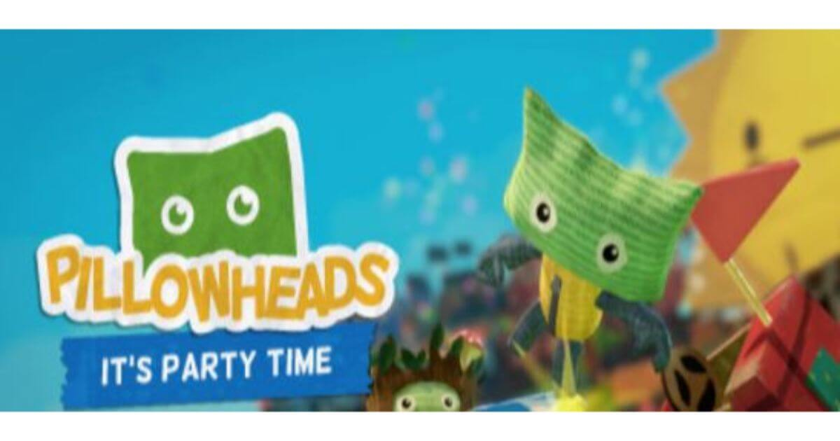 Pillowheads Its Party Time PLAZA pour pc-wpgenuine