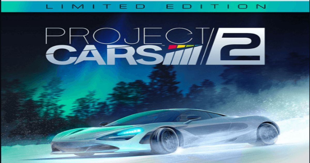 Project Cars 2 pour pc-wpgenuine