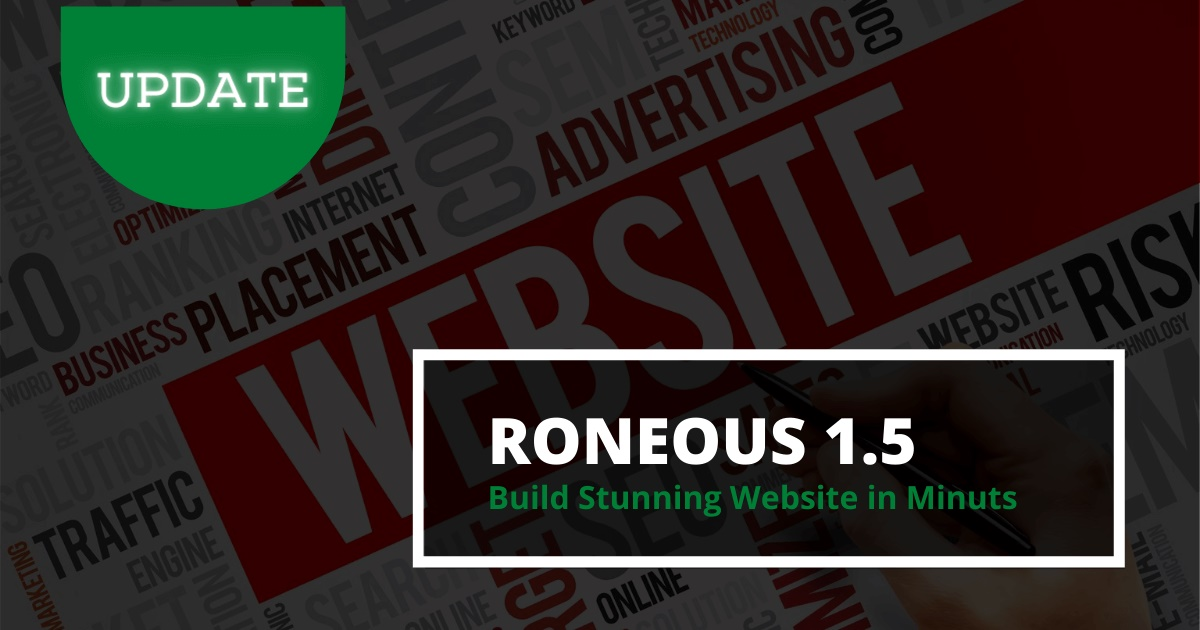 Roneous Theme Free Download