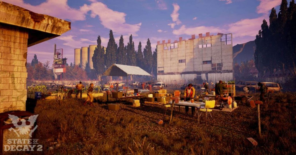 STATE OF DECAY 2 HEARTLAND V1.3524.98.2 Pour PC - WpGenuine