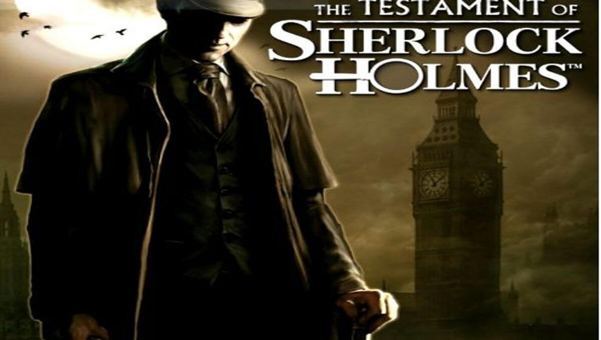 The Testament Of Sherlock Holmes pour pc-wpgenuine