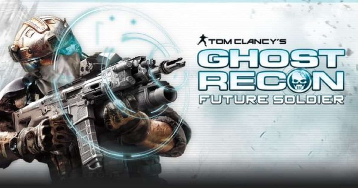 Tom Clancy Ghost Recon Future Soldier pour pc-wpgenuine