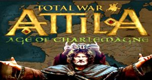 Total War ATTILA Age of Charlemagne pour pc - wpgenuine