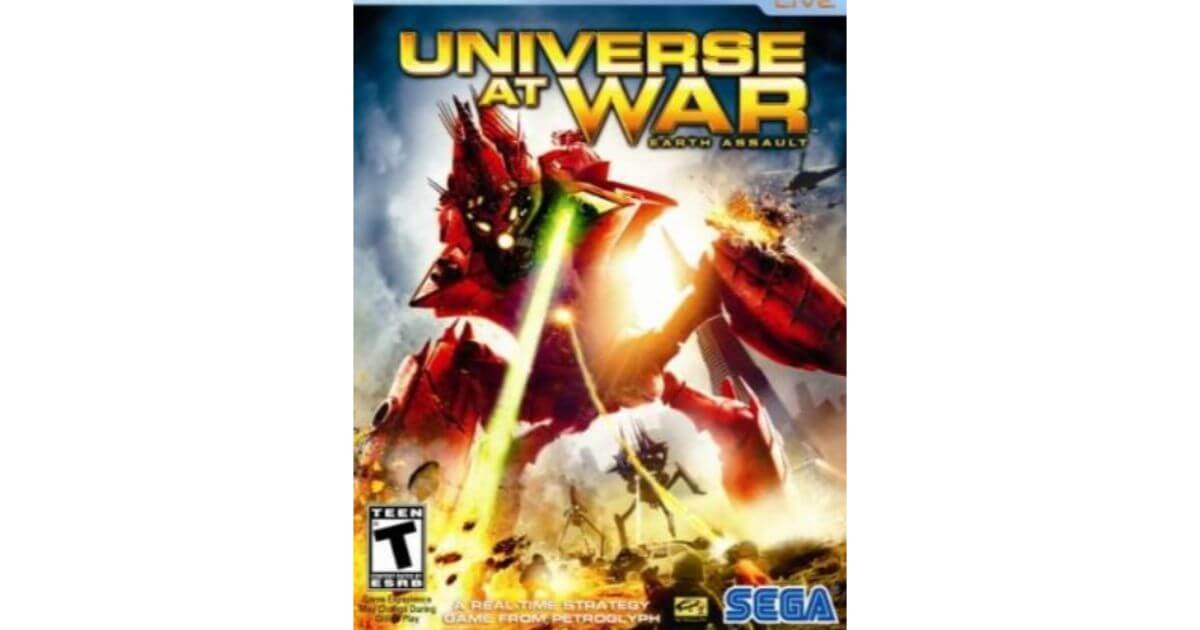 Universe at War Earth Assault pour pc-wpgenuine