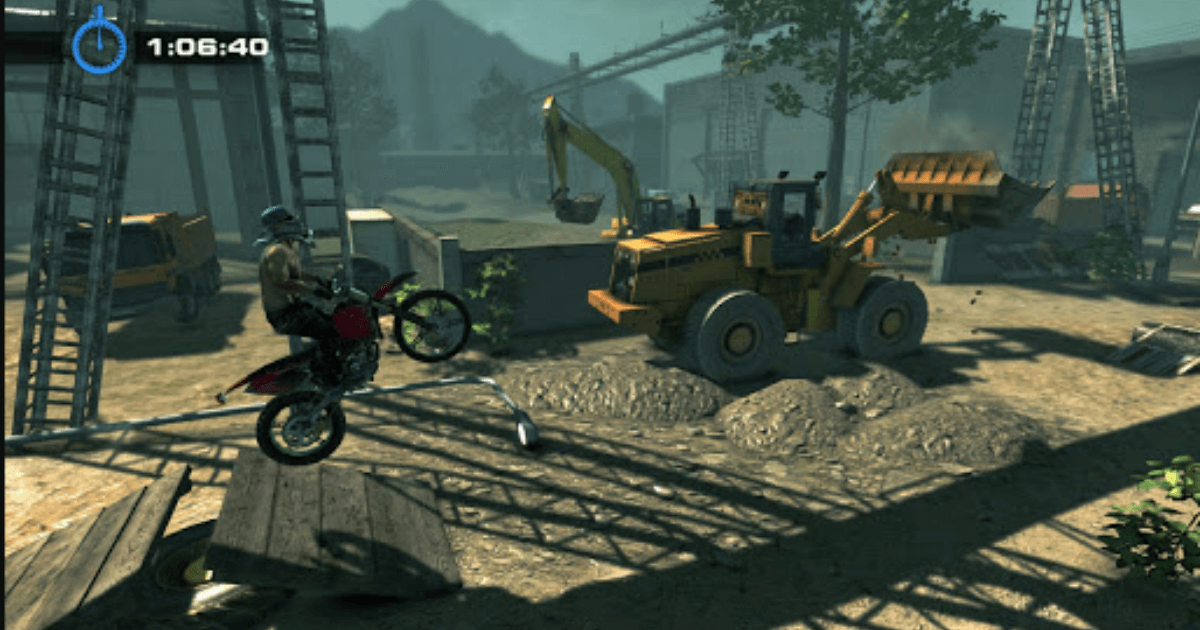 Urban Trial Freestyle game download