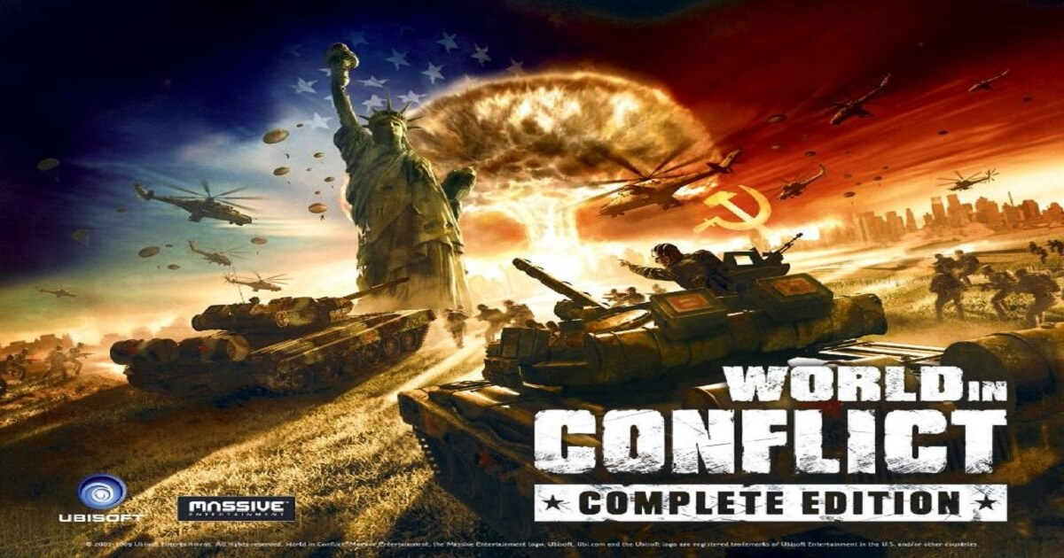 World in Conflict Complete pour pc-wpgenuine