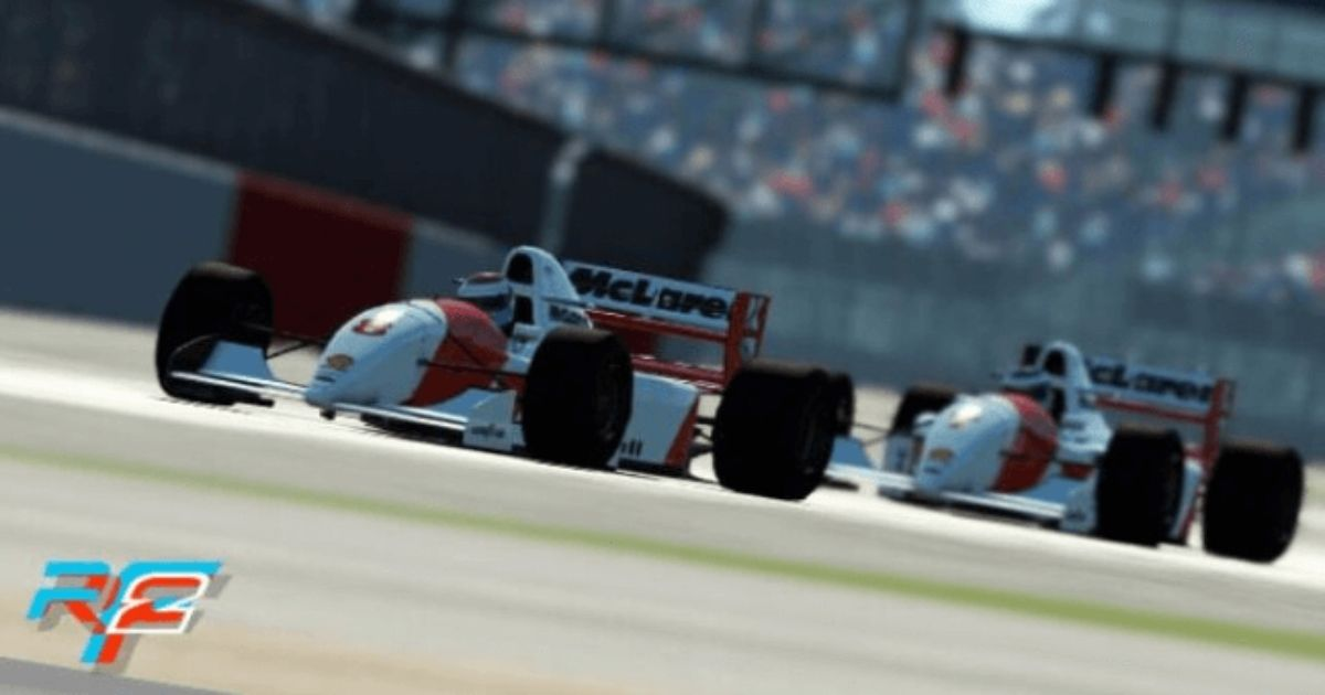 rFactor 2 pour pc-wpgenuine