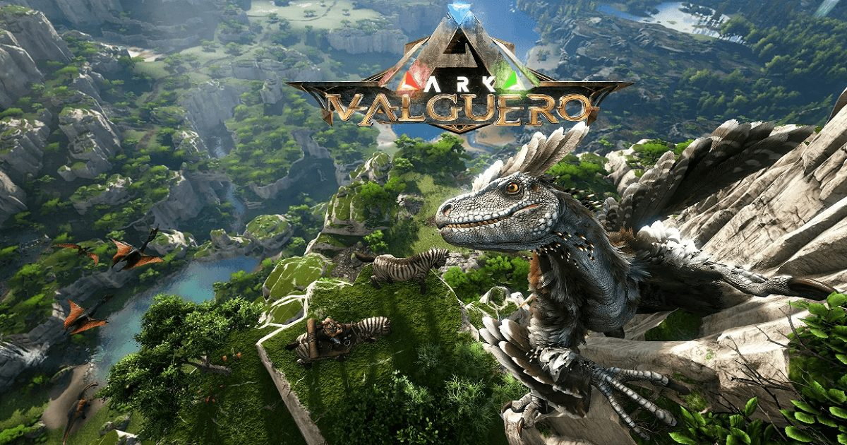 ARK Survival Evolved Valguero Pour Pc-WpGenuine