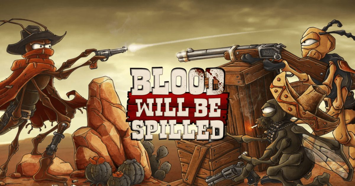 Blood will be Spilled Pour Pc-WpGenuine