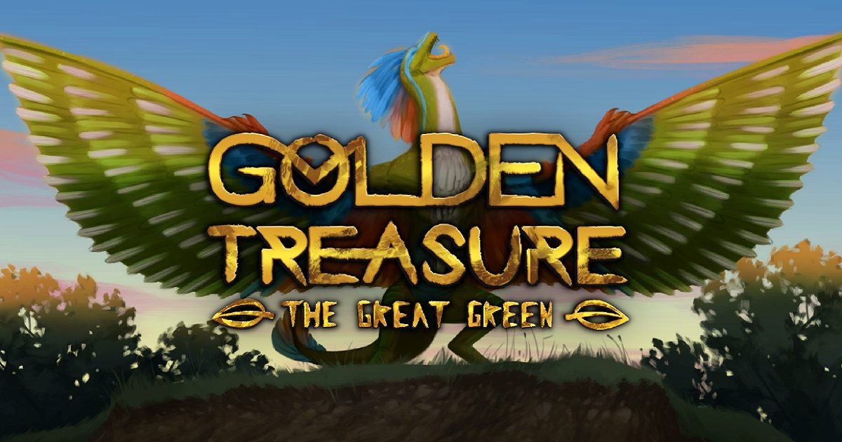 Golden Treasure The Great Green Pour PC-WpGenuine