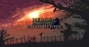Heroes of Hammerwatch Witch Hunter Pour PC-WpGenuine