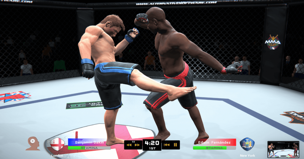 MMA Team Manager TiNYiSO Pour PC-WpGenuine