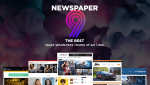 Newspaper Theme Wordpress Nulled Free Download-WpGenuine