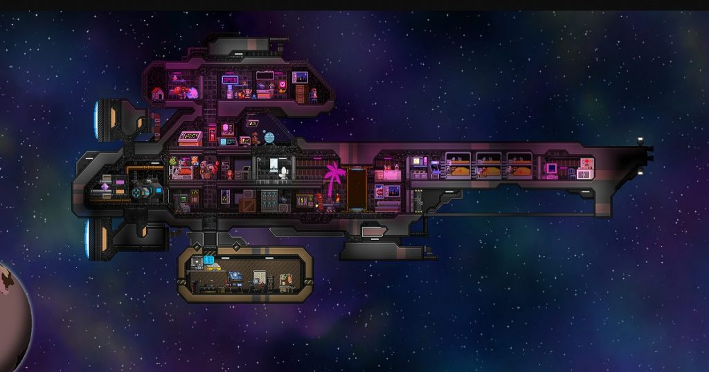 Starbound Bounty Hunter Pour PC-WpGenuine