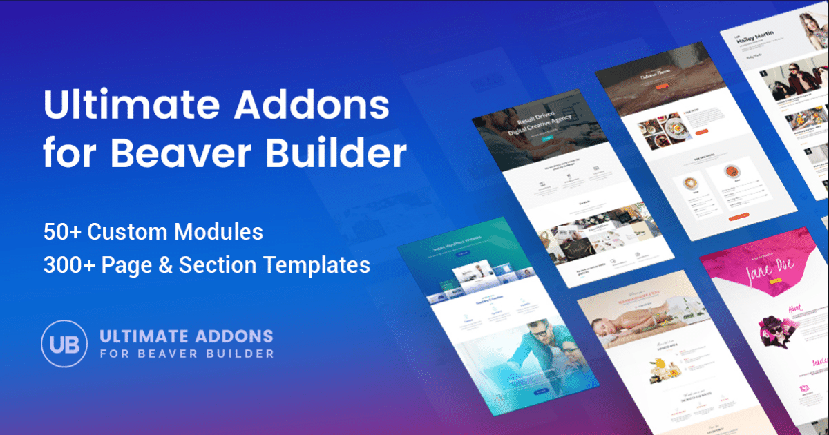 Ultimate Addons for Beaver Builder Nulled Free Download-WpGenuine