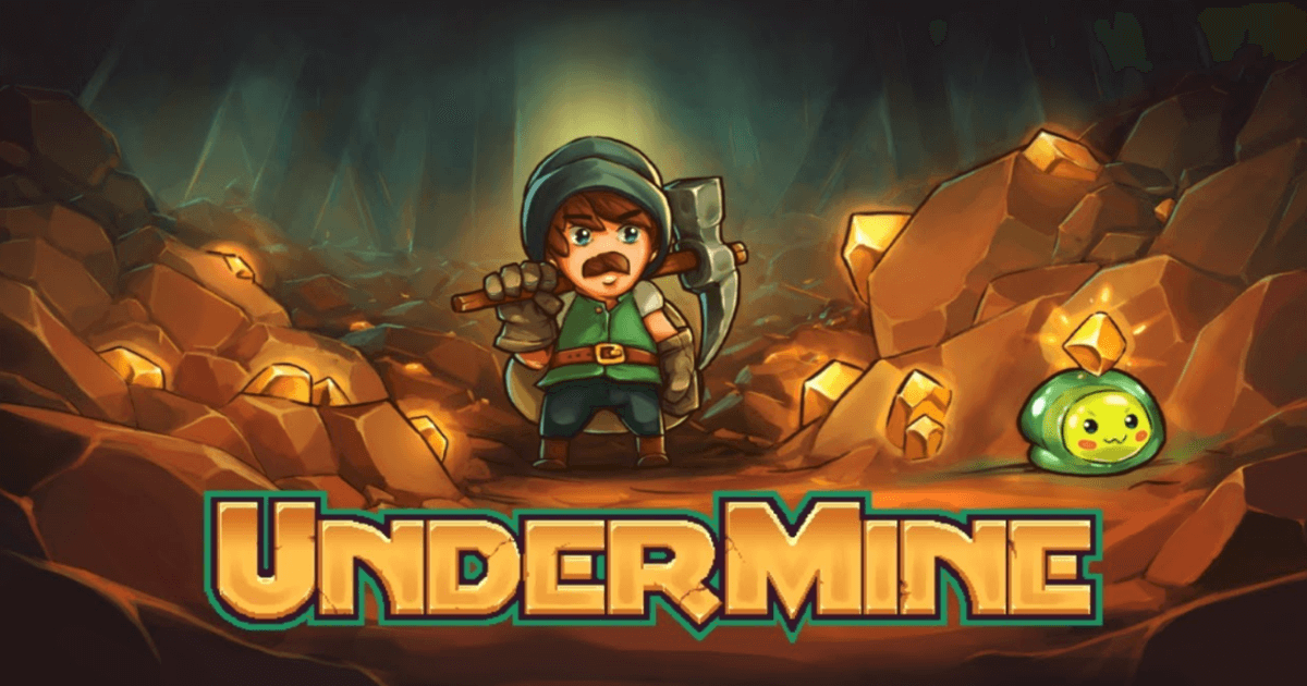 UnderMine Early Access Pour Pc-WpGenuine