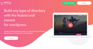 Wilcity Wordpress Theme Nulled Free Download-WPGenuine