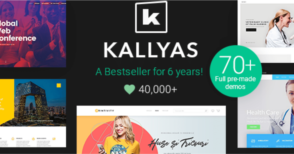 Kallyas Wordpress Theme Free Download-WPGenuine